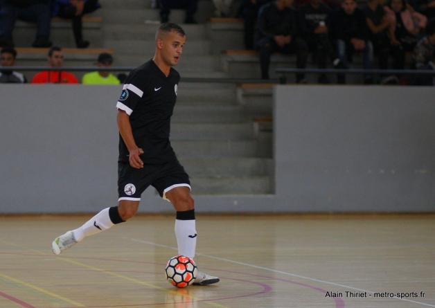 Futsal – Picasso accueille le leader