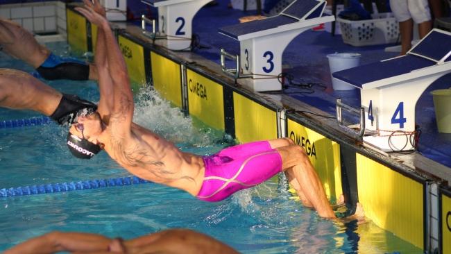 Retour en photos sur l'Open des Alpes de natation