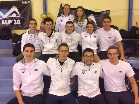 Championnats de France petit bassin -Angers –